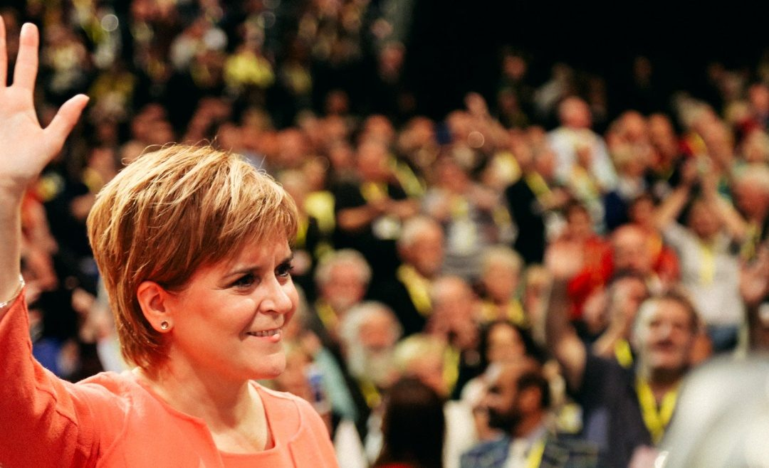 Nicola Sturgeon's speech to the 2018 SNP Conference