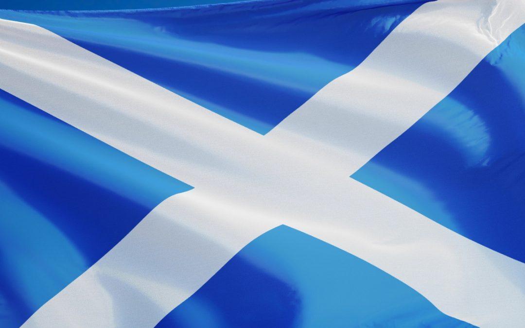 Scotland is a world leader