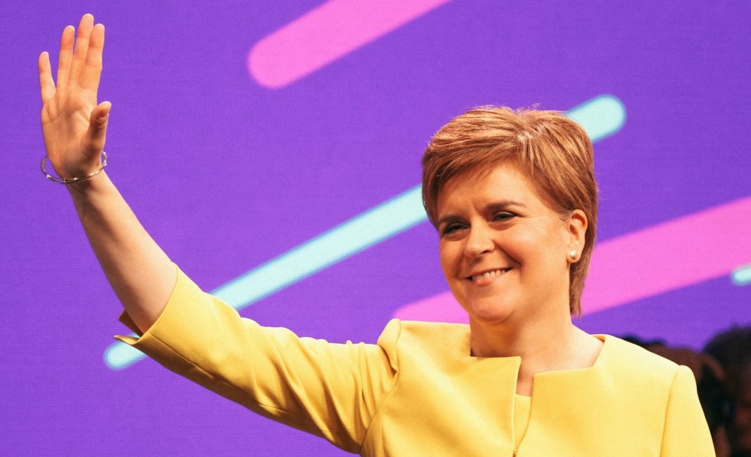 Nicola Sturgeon's Open Letter to Remain Voters